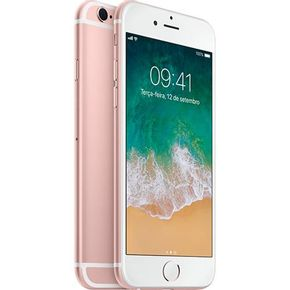 Apple Iphone 6s 16gb Rosa -- 2