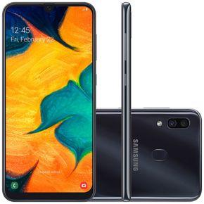 Samsung Galaxy A30 A305GT Preto --5