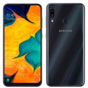 Samsung Galaxy A30 A305GT Preto --4