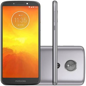 Motorola Moto E5 XT1944  Platinum---2
