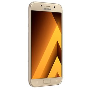 Galaxy A5 2017 A520f dourado --3