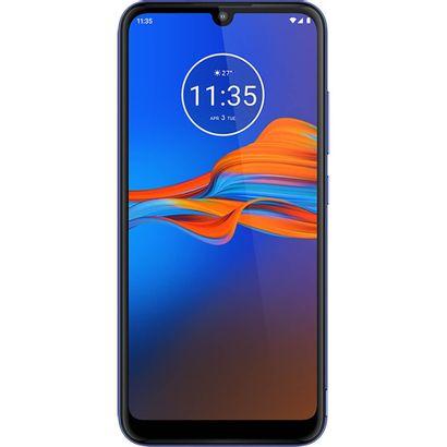 Celular Smartphone Motorola Moto E6 Plus Xt2025 64gb Azul - Dual Chip