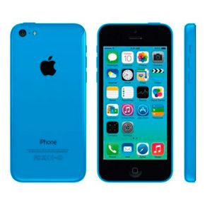 Apple iPhone 5C  Azul --3