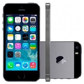 iPhone 5s  Cinza Espacial --- 2