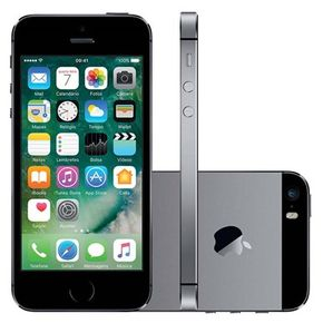 Apple Iphone 5s 32GB Preto --- 2