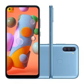 Samsung Galaxy A11 A115M AZUL --2