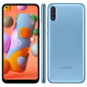 Samsung Galaxy A11 A115M AZUL --3