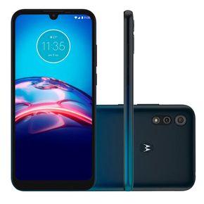 Motorola Moto E6S XT2053 azul --2