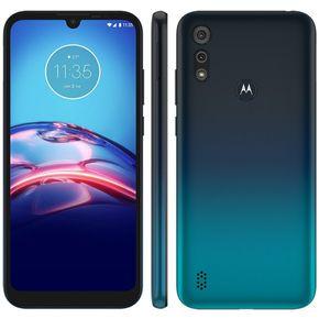 Motorola Moto E6S XT2053 azul --3