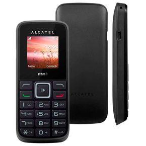 Alcatel One Touch 1011d  Preto --2