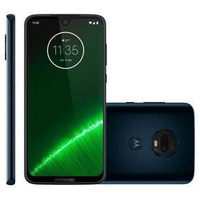 Motorola Moto G7 Plus  XT1965  Azul --2