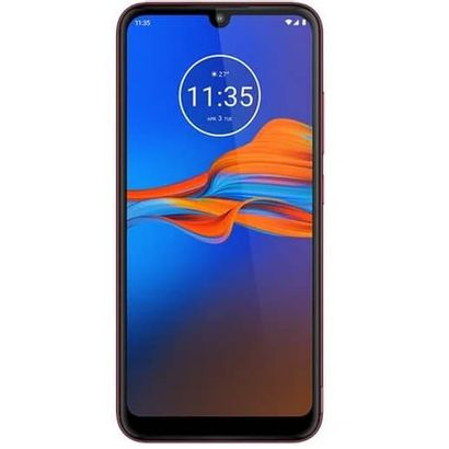 Celular Smartphone Motorola Moto E6 Plus Xt2025 32gb Rubi - Dual Chip